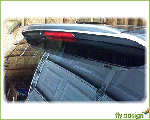 Car-Tuning24 40751315 wie Performance und M3 X5 E53 HECKSPOILER HECKFL/ÜGEL DACHSPOILER SPOILER Type A