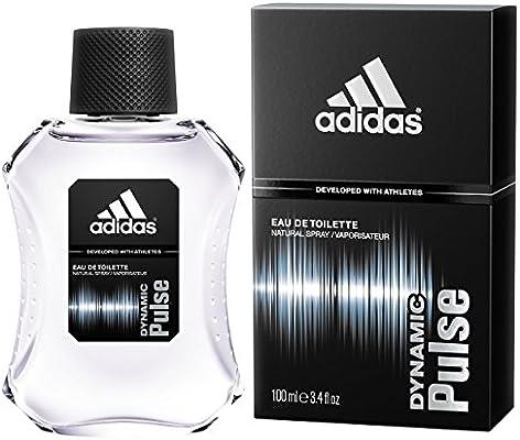 3639b92fbee0b Dynamic Pulse by Adidas for Men - Eau de Toilette, 100ml: Amazon.com