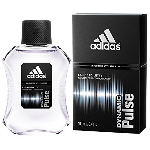 Adidas Dynamic Pulse Eau De Toilette For Men, 100ml