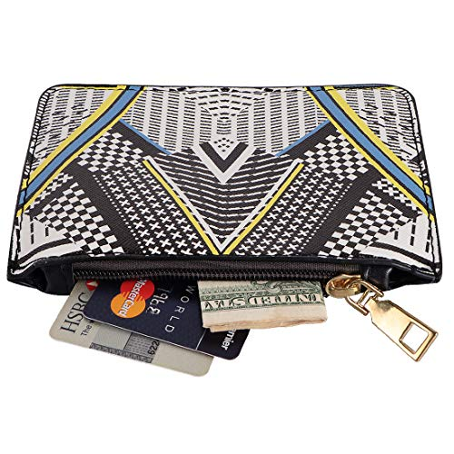 Wallet 1 Clutch Transparent 2 Women's Bag Crossbody in Black YellowPin 8gT6q6