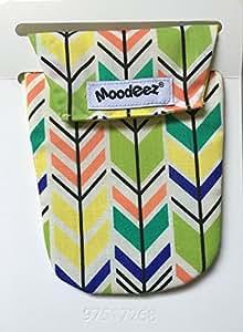 Moodeez Feminine Products Holder - Patti Paisley