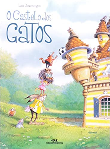O Castelo Dos Gatos (Em Portuguese do Brasil): Loïc Jouannigot: 9788506067468: Amazon.com: Books