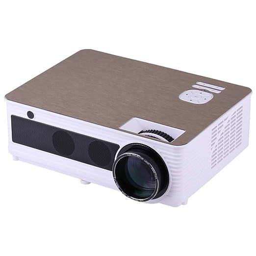 Ai LIFE Proyector Proyector LED Full HD actualizado de 9000 ...