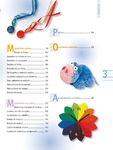 El gran libro de las manualidades infantiles: Varios Participantes: 9788498740875: Amazon.com: Books