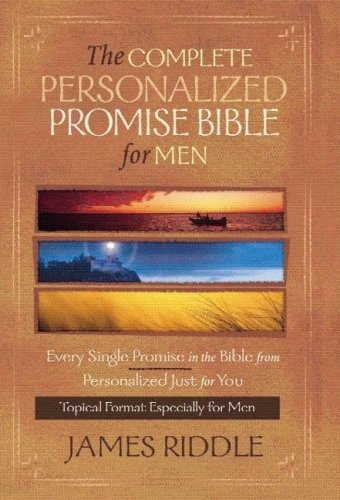 personalized bible for men - 1