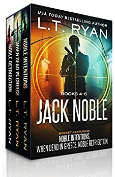 The Jack Noble Series: Books 4-6 (The Jack Noble Series Box Set) by [Ryan, L.T.]