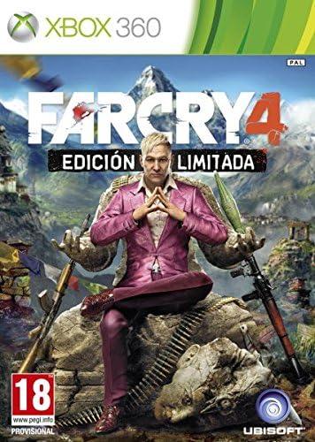 Far Cry 4 - Limited Edition: Amazon.es: Videojuegos