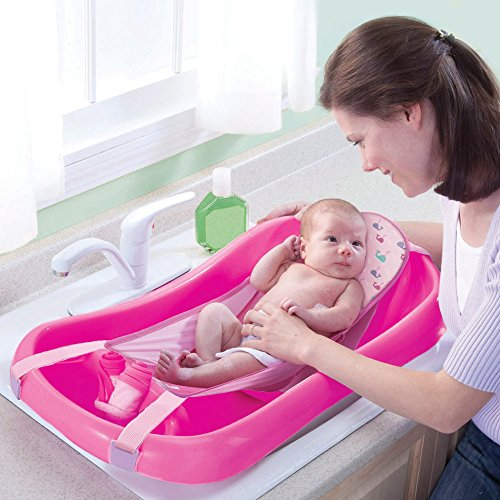 The First Year's Infant To Toddler Tub with Sling
