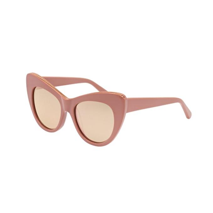 Stella McCartney SK0001S 003 Gafas de Sol, Rosa (003-Pink ...