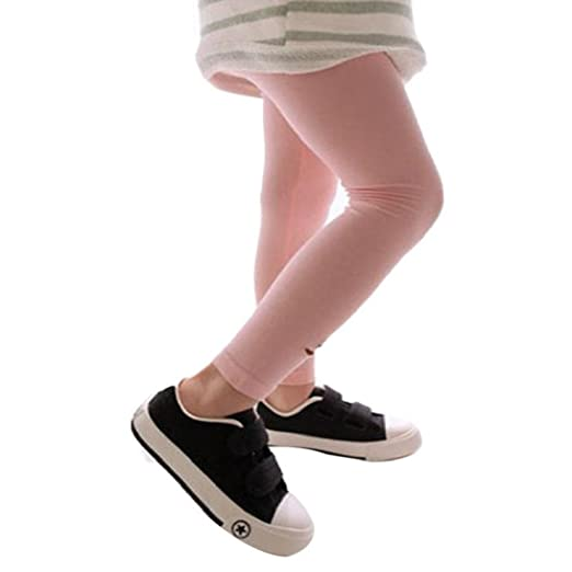 e19ad3e09 Sunward Baby Girls' Leggings Essential Soft Cotton Autumn Winter Tights  Pants (110(Advise