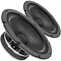 Faital Pro 8FE200 4ohm 8 95dB Woofer Midbass Voice Replacement Speaker