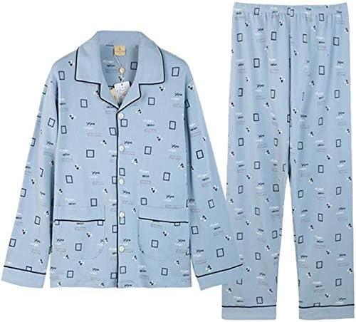 Pijama Establece pijama pijama de otoño e invierno nuevos pijama ...