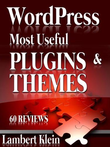 WordPress Most Potent Plugins Themes ebook product image