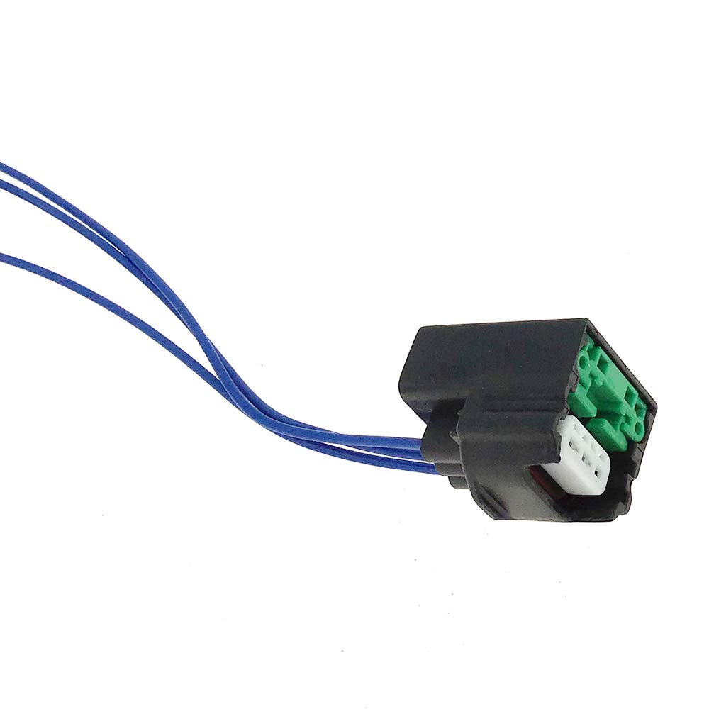 CPS Cam Camshaft Position Sensor Connector Plug Pigtail harness for Nissan Infiniti VQ35DE 3.5L V6 Engines