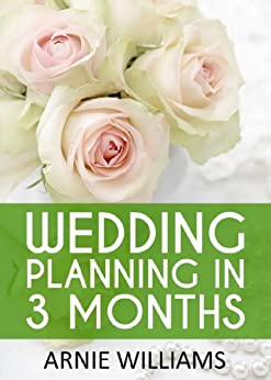 how to plan a wedding in a month