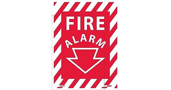 Amazon.com: fapsep Nacional Marker señal de alarma contra ...