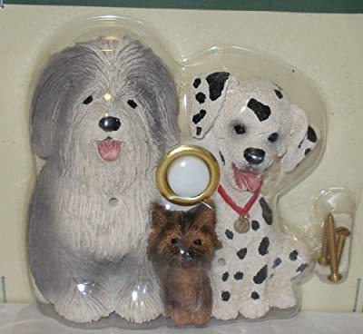 Vicki Lane Doggie Doorbell Cover