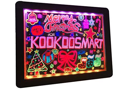 Kookoosmart Led Writing Message