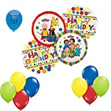 Caillou Happy Birthday Balloon Bouquet by Anagram