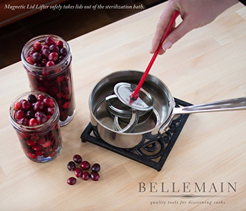 Bellemain 6 Piece Canning Tool Set - Vinyl Coated Stainless Steel by Bellemain (Image #2)