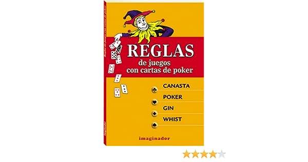 Reglas De Juego Con Cartas De Poker/ Rules for Games with ...