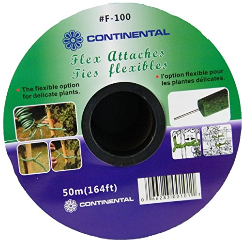 Continental Flexible Multi Purpose Plant and Garden Ties, 50M Roll by Continental (Image #1)
