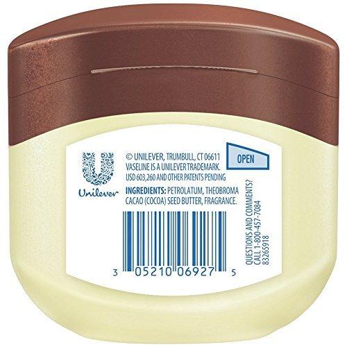 Vaseline Petroleum Jelly 7.5oz Cocoa Butter (3 Pack) by Vaseline