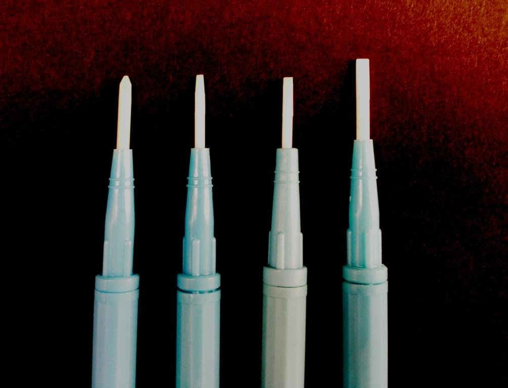 6 PCS Ceramic screwdriver Alignment Tool Set with Anti Static Tweezers and PP Storage Box