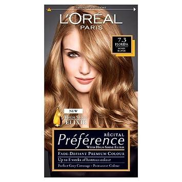 Honey Blonde Hair Dye Loreal Www Pixshark Com Images