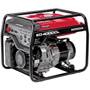 Honda 660600 4,000 Watt Portable Generator with DAVR Technology (CARB)