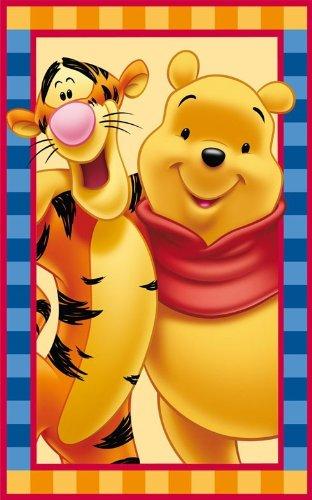 Kinder Teppich Disney Winnie the Pooh und Tiger 50x80 cm: Amazon.de ...