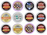 The Coffee Mix K-Cup Cappuccino Celebration Guaranteed Three Different Varieties, 12-Count