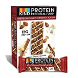 KIND Protein Bars, White Chocolate Cinnamon Almond, Gluten Free, 12g Protein,1.76oz, 12 count For Sale