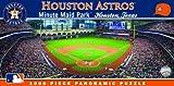 MasterPieces MLB Houston Astros Stadium Panoramic Jigsaw Puzzle, 1000-Piece