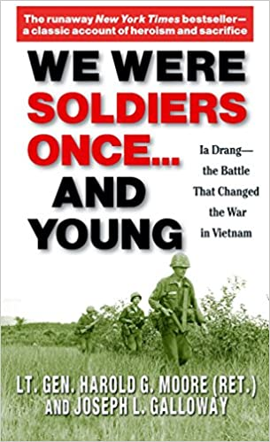 we were soldiers once and young quotes