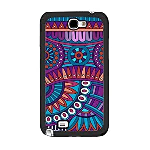 Hu Xiao Cool Hipster Indian Tribal Design Aztec Samsung Galaxy Note 2 N7100 Personalized Geometric Polka Back eixVkNJb96n case cover SkinKimberly Kurzendoerfer