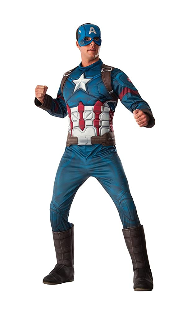 Amazon.com: Rubies Costume Co. - Disfraz de Capitán America ...