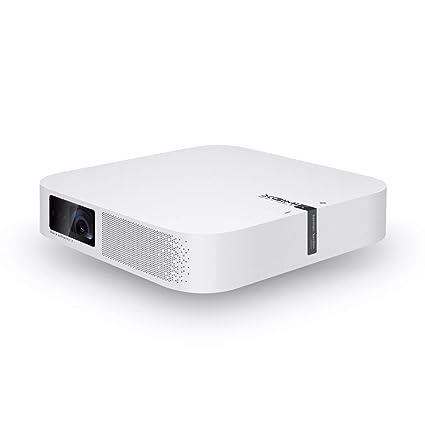 XGIMI Z6 Polar 1080p Full HD Smart Portátil Proyector, 700 ANSI LM ...