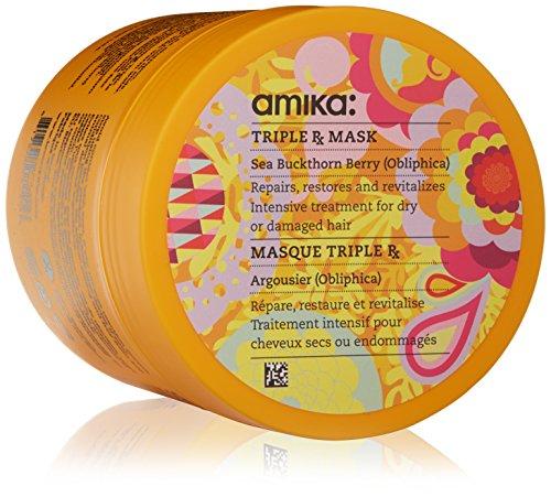 Amika Triple RX Mask, 16.9 Fl Oz