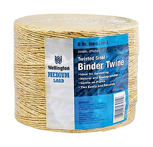 Wellington Puritan 43915 Sisal Binder Twine