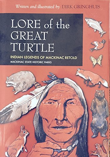 (Lore of the Great Turtle by Dirk Gringhuis)