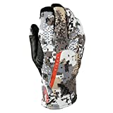 SITKA Gear Womens Downpour GTX Glove Optifade Elevated II Large