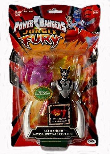 Power Ranger Bat Jungle Fury Amazon It Giochi E Giocattoli