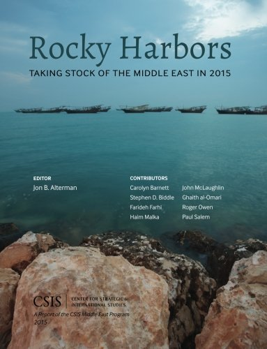 Rocky Harbors: Taking Stock of the Middle East in 2015 (CSIS Reports)