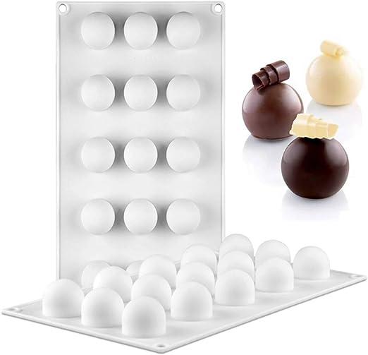 KBstore Molde Antiadherente de la Torta de Silicona - Forma de ...
