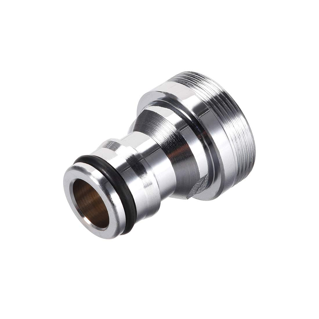 Brass Faucet Tap Quick Connector M24 UNF Male Thread Hose Pipe Adapter Fitting