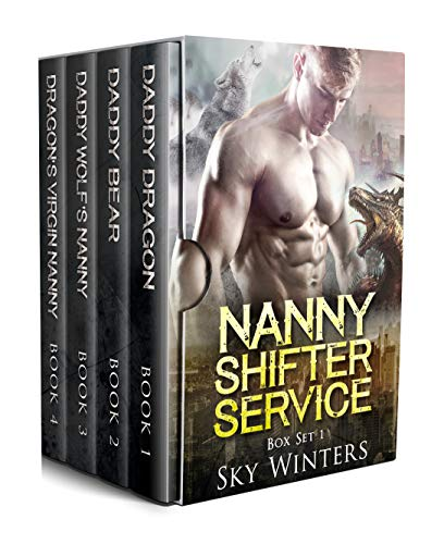 Nanny Shifter Service Box Set 1 by [Winters, Sky]