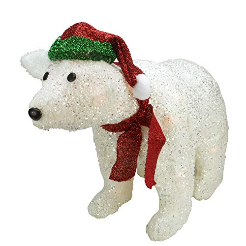 Lighted Christmas Bear Outdoor in US - 6