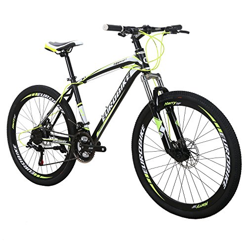 X1-Mountain-Bikes-21-Speed-MTB-Bicycle-26-Inch-Wheels-Suspension-Fork-MTB-Bicycle