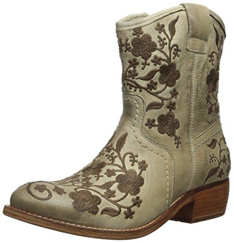 Privilege Women's Taos Stone Western Boot PgaqqB0wx